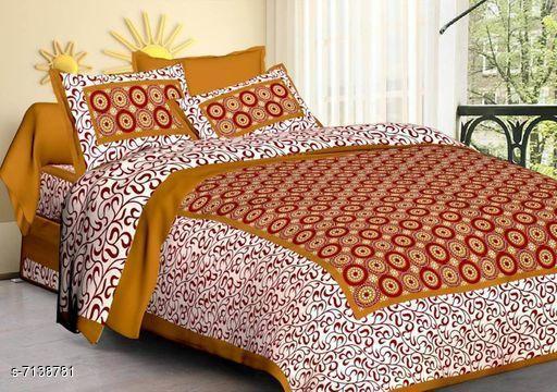 Beautiful Cotton Bedsheets