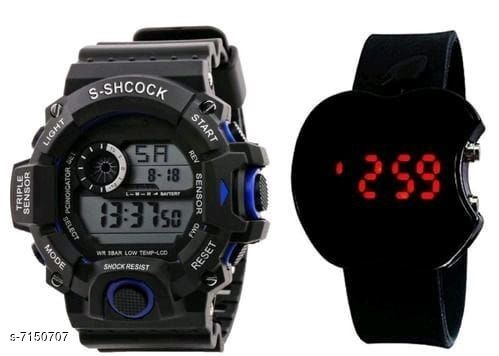 Style For New Designed Boy And Kid Watch