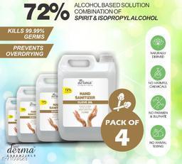 True Derma Essentials Hand Sanitizer
