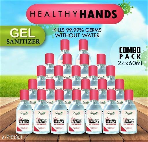 Luster Germ Kill Spray Hand Sanitizer