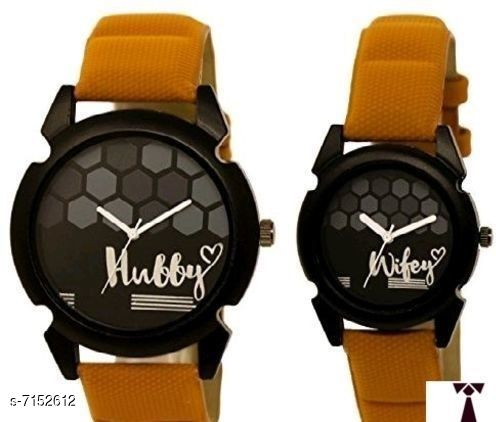 Fancy Couple Watches