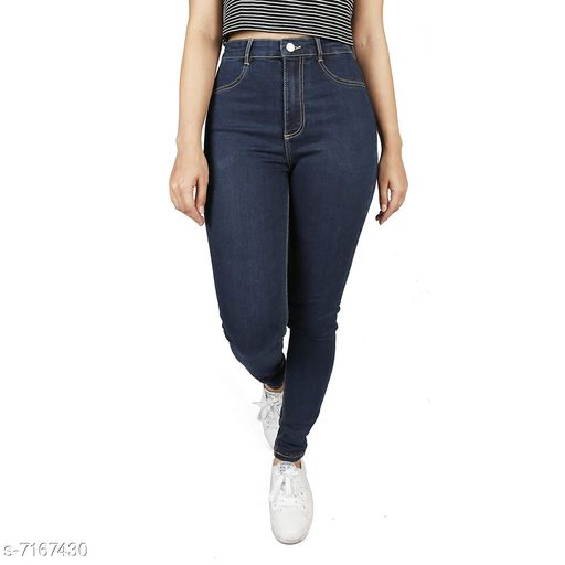 Fancy Fabulous Women Jean
