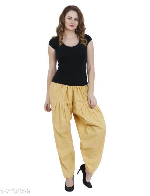 women's cotton salwars