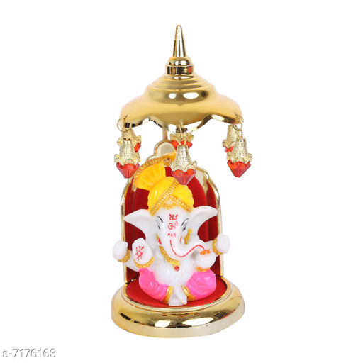 Marble Lord Ganesh ji With Stand