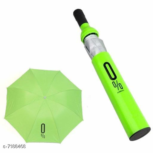 Umbrellas UMBRELLA  *Material* Polyester  *Pattern* Solid  *Multipack* 1  *Sizes*  Free Size  *Sizes Available* Free Size *    Catalog Name: Styles Modern Women Umbrellas CatalogID_1147265 C72-SC1090 Code: 216-7188468-