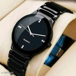 IIK_BB_M Professional Rich Look Designer Analog Watch
