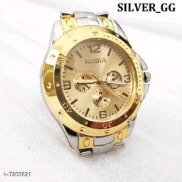 Rosra SGG Professional Rich Look Designer Analog Watch