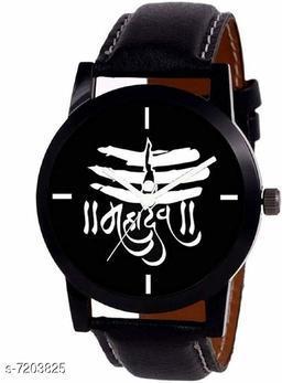 Mahadev bk Professional Rich Look Designer Analog Watch