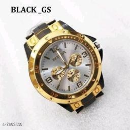 Rosra_BGS Professional Rich Look Designer Analog Watch