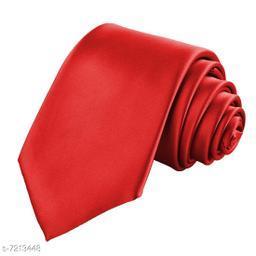 Men's Tie Classic Satin Slim Necktie | Casual Style Fashion | Party wear - By Billebon