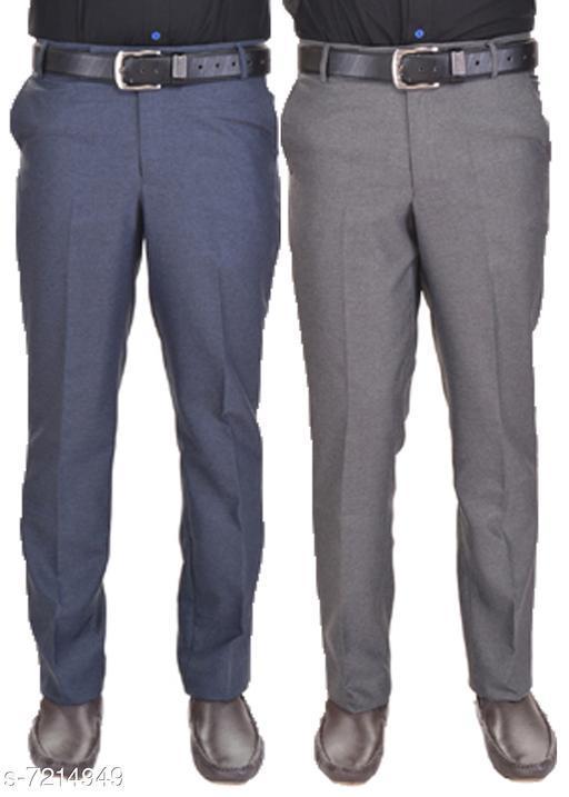 Attractive Men's Trousers Combo