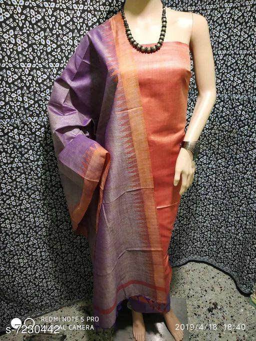 Trendy Cotton Ikkat Women's Suits & Dress Materials