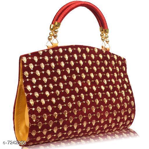 Trendy Women's Multicolor Resin Handbag