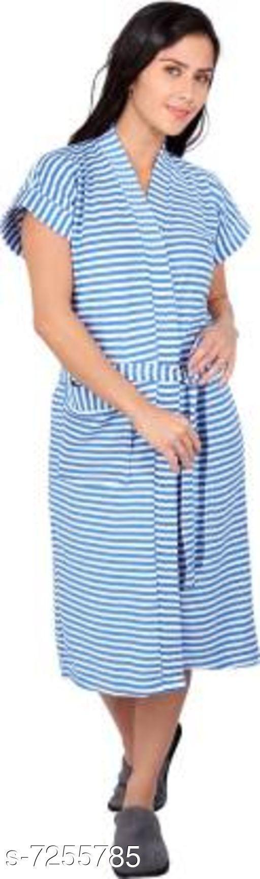 Trendy Women's Bathrobes