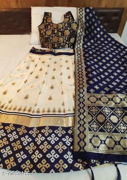 New Stylish Women's Lehanga Choli