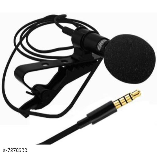 Microphone HAD_Collar Mic For all smart phone  *Product Name* HAD_Collar Mic For all smart phone  *Sizes Available* Free Size *    Catalog Name:  Microphone CatalogID_1164275 C98-SC1504 Code: 907-7278933-