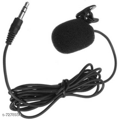Microphone AGG_Collar Mic For all smart phone  *Product Name* AGG_Collar Mic For all smart phone  *Sizes Available* Free Size *    Catalog Name:  Microphone CatalogID_1164275 C98-SC1504 Code: 907-7278934-