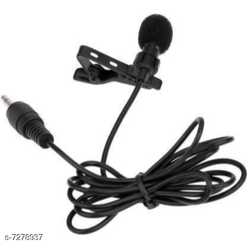 Microphone QDF_Collar Mic For all smart phone  *Product Name* QDF_Collar Mic For all smart phone  *Sizes Available* Free Size *    Catalog Name:  Microphone CatalogID_1164275 C98-SC1504 Code: 907-7278937-