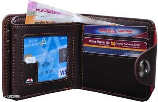 Samm & Moody Faux Leather Designer Wallets For Men