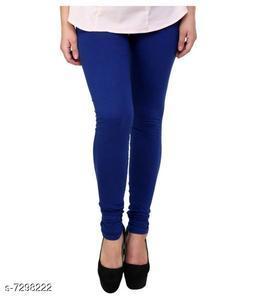 Trendy Cotton Lycra Women's Legging