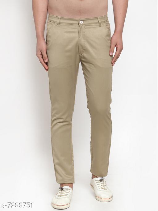 Jainish Casual Cotton Trousers