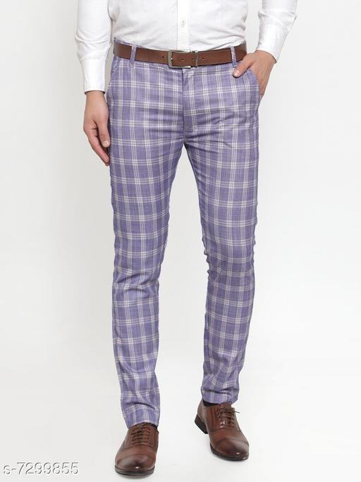 Jainish Formal Cotton Trousers