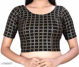 Trendy Stylish Lycra Blouse