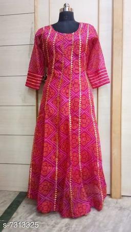 Beautiful Kota Doriya Gown