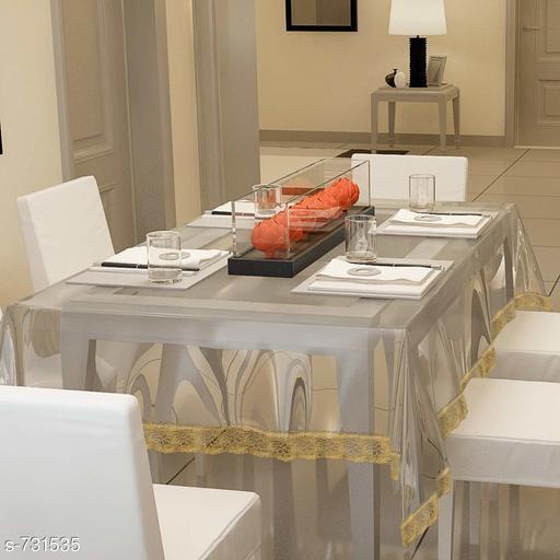 Glamorous PVC Table Cover