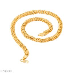 Golden Chain for Men by Sparkling Jewellery