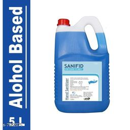 5000ml_Liquid_Blue Sanitizer