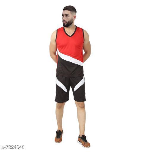 PROSPO Mens Multipurpose Sports T-shirt and Shorts