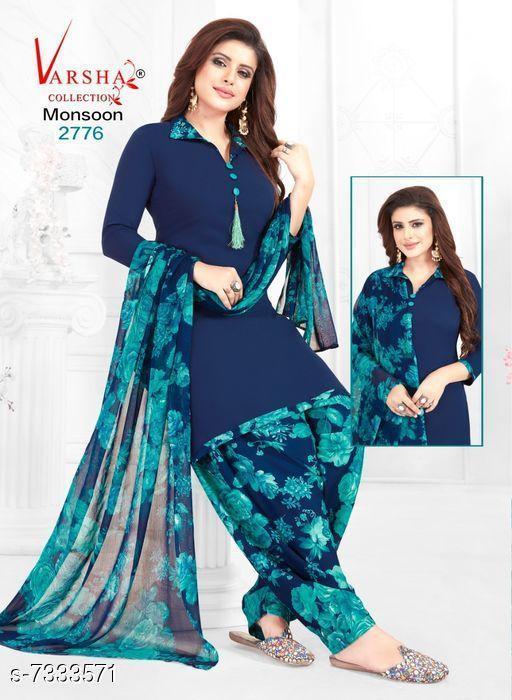 Trendy Women Suits&Dupatta
