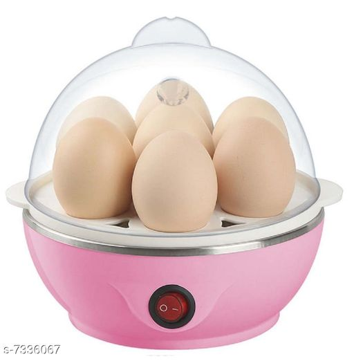 Branded Rice Cookers Styler Electronic egg boiler Electric Boiler Steamer Poacher  Electronic egg boiler Electric Boiler Steamer Poacher Cooker(Multicolor) Material: Plastic Pack: Pack of 1 Length: 19 cm Breadth: 12 cm Height: 17 cm Size (in ltrs): 1.5 L Country of Origin: India Sizes Available: Free Size   Catalog Rating: ★4.1 (36)  Catalog Name: Designer Pressure Cooker CatalogID_1175576 C104-SC1556 Code: 615-7336067-