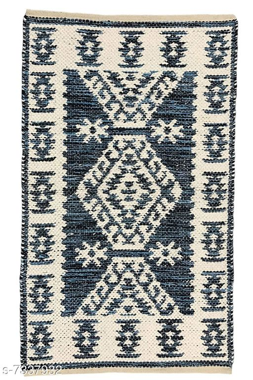 Carpets & Dhurries Stylish Carpets  *Material* Cotton  *Multipack* 1  *Sizes*   *Free Size (Length Size* 27 cm, Width Size  *Sizes Available* Free Size *    Catalog Name: Stylish Carpets CatalogID_1175980 C55-SC1119 Code: 908-7337932-