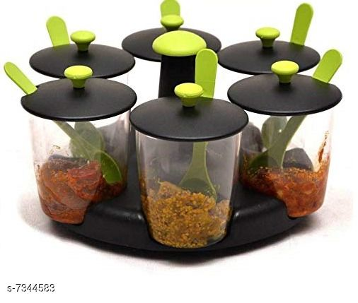 Spice Racks Resolving Round Pickle Storage Rack Multicolor /// Resolving Round Pickle Storage Rack Multicolor ///  *Sizes Available* Free Size *   Catalog Rating: ★3.4 (5)  Catalog Name: Stylo Pickle Storage Racks CatalogID_1169112 C130-SC1642 Code: 915-7344583-