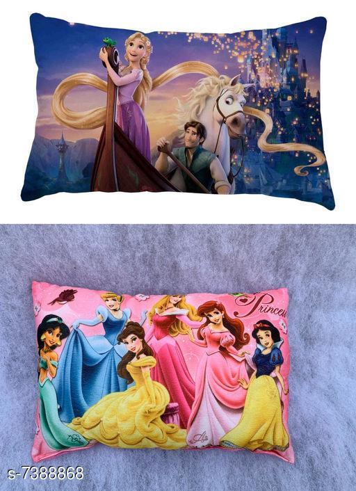 Trendy Cartoon Design Pillows