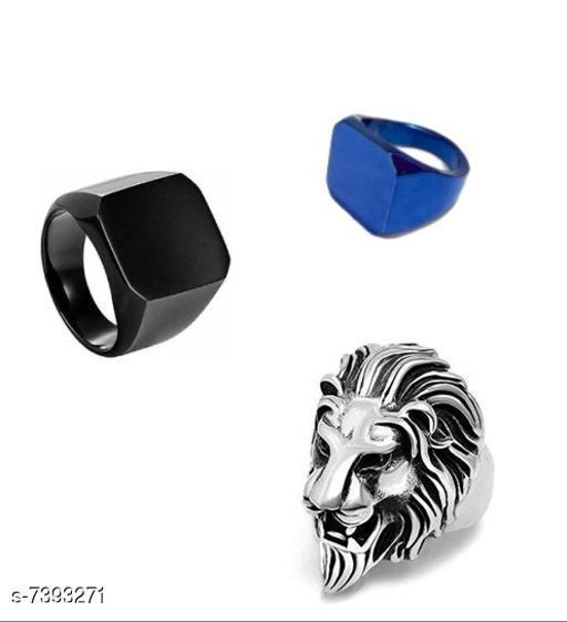 Samm & Moody Stylish Male Jewellery Combo (Pack of 3)