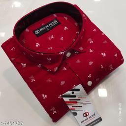 Stylish And Colourful Men's Shirts