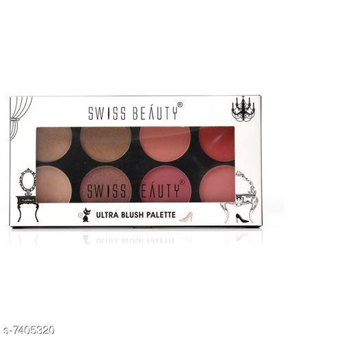 Swiss Beauty Ultra Blush Palette 16g, SB-881 (01)