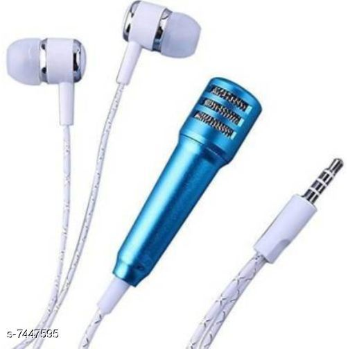 Microphone AGG_Singing Mic For all smart phone  *Product Name* AGG_Singing Mic For all smart phone  *Sizes Available* Free Size *    Catalog Name:  Microphone CatalogID_1197545 C98-SC1504 Code: 504-7447595-