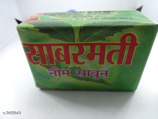 Herbal Products Herbal Neem Soap Neem Herbal Body Soap Flavour: Neem Multipack: 1 Country of Origin: India Sizes Available: Free Size    Catalog Name: Premium Relief Bath Scrubs & Soaps CatalogID_1199224 C52-SC1305 Code: 571-7455843-
