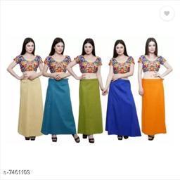 Beautiful Cotton Petticots