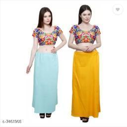 Comfy Cotton Petticoats