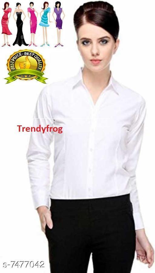 Women's Cotton Casual Shirts