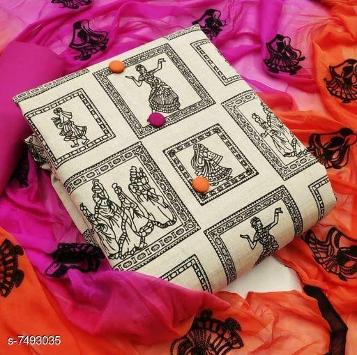 Womens Cotton Suit & Dress Material