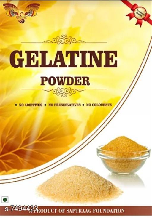Saptraag 100 gm Gelatine Powder