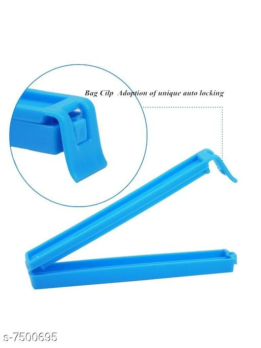 Bag Sealing Clips With 3 Different sizes(Pack of 90)