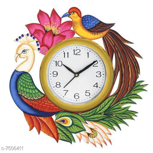 New Stylish Wall Clocks