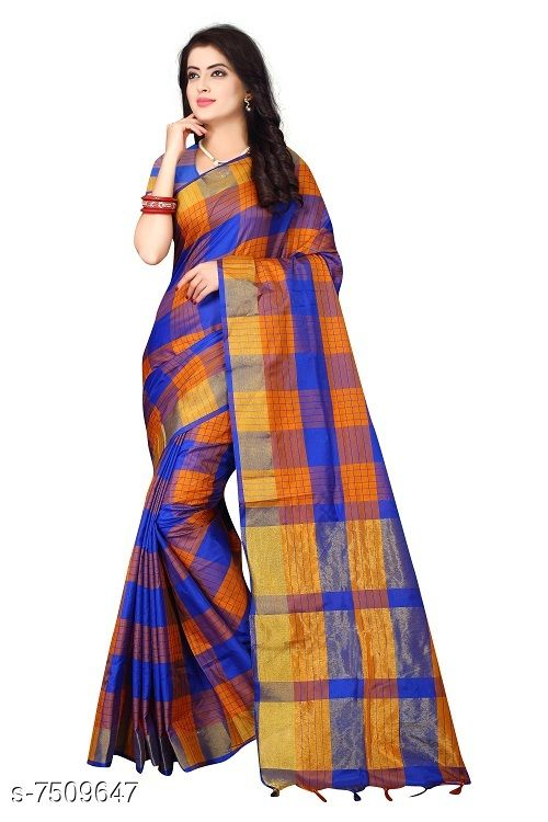 New Arrival Daily Wear Saree With Attractive Tassels